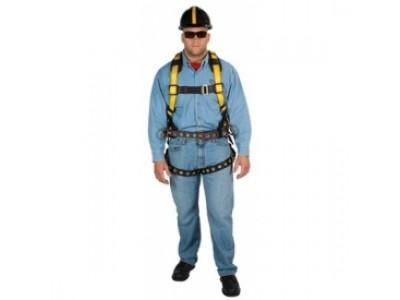 MSA 10077572 Workmen Construction Harness X-Large
