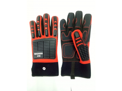 Madden Safety Products 418 Impact Gloves