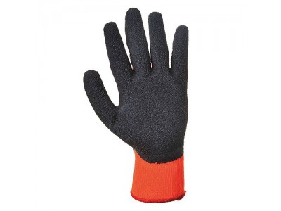 Portwest A140 Orange Thermal Cold Grip Glove