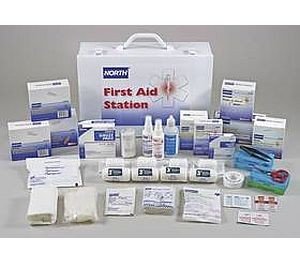North Safety 100 Person First Aid Kit 019720-0009L