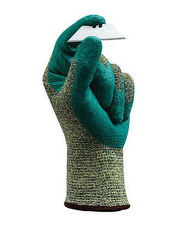 Level 5 Cut Resistant Gloves, Work Gloves Ansell Cut Proof Gloves