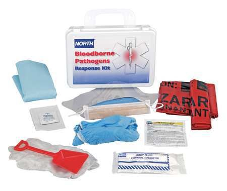 Bloodborne pathogen kit, bloodborne pathogen refill