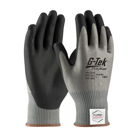 PIP G-TEK 16X230 Foam Nitrile Cut Level 4 Gloves