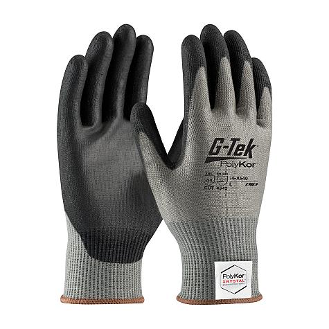 PIP G-TEK 16-X540 PU Coated Cut Level 4 Gloves