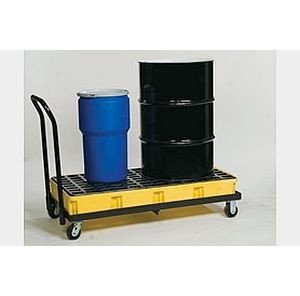 Eagle Mfg Mobile Spill Pallet Platform 1637