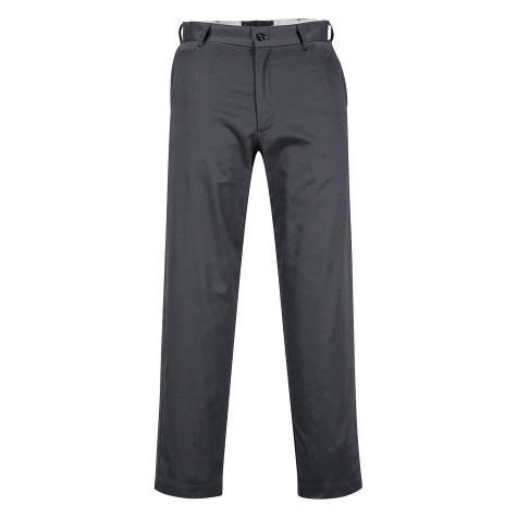 Portwest 2886 Industrial Charcoal Gray Work Pants