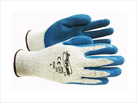 Jaguar 3133 Latex Coated Cut Resistant Gloves, Cut Level 4 protection