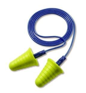 3M 311-1254 EARsoft Super Fit Corded EarPlugs, 33 NRR , 3m ear plugs, earplugs online