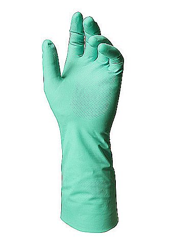 Ansell 37-200 Versa Touch 8 Mil Nitrile Gloves, SHIPS FREE