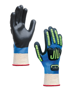 Oil Resistant Impact Gloves 377IP***New Item