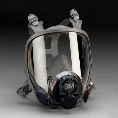 3M 6800 Full Face Respirator, Medium