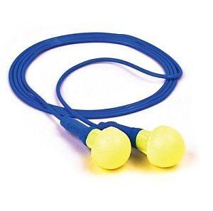 """3M 318-1001 """"Push In"""" Earplugs, 28 NRR, 3 m ear plugs, 3m earplugs"""
