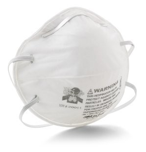 3m 8240 R95 Respirator, dust mask, breathing protection