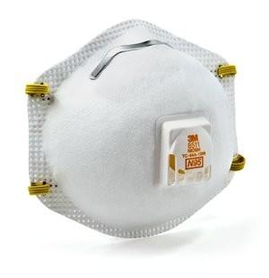 3m 8511 N95 Mask, respirator, dust mask