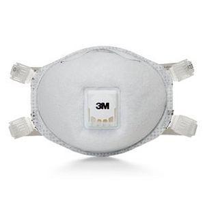 3M 8514 N95 Respirator Mask