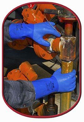 "Atlas 481 12"" Durable PVC Gloves (DZ)"