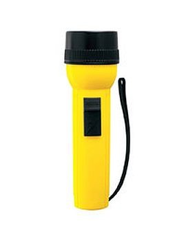 Yellow Utility Rayovac Flashlight