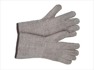 Heavy Duty XL Heat Resistant Terrycloth Gloves / DZ