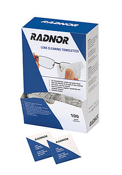 Radnor Lens Cleaning Pre Moistened Lens Cleaning Wipes ( 100 ct )