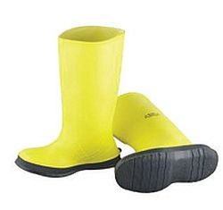 "Onguard Industries Yellow 17"" PVC Overboots"
