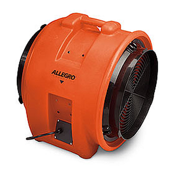 "Allegro 9539-16 Blower, AC 16"" Axial Fan"