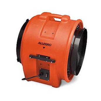 """Allegro 9553 16"""" AC Blower for Confined Space"""