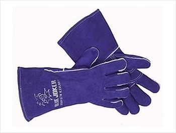 Blue Joker Welding Gloves