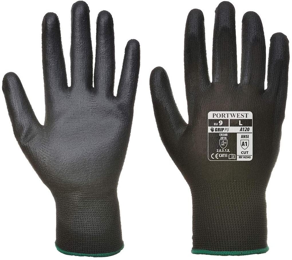 Portwest A120 Warehouse Gloves-Large