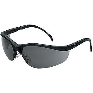 Crews Klondike KD112 Safety Glasses Gray Lens, klondike safety glasses