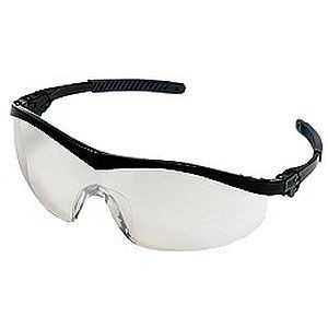 Crews Storm Safety Glasses Indoor / Outdoor Lens ST119 , mirrored safety glasses