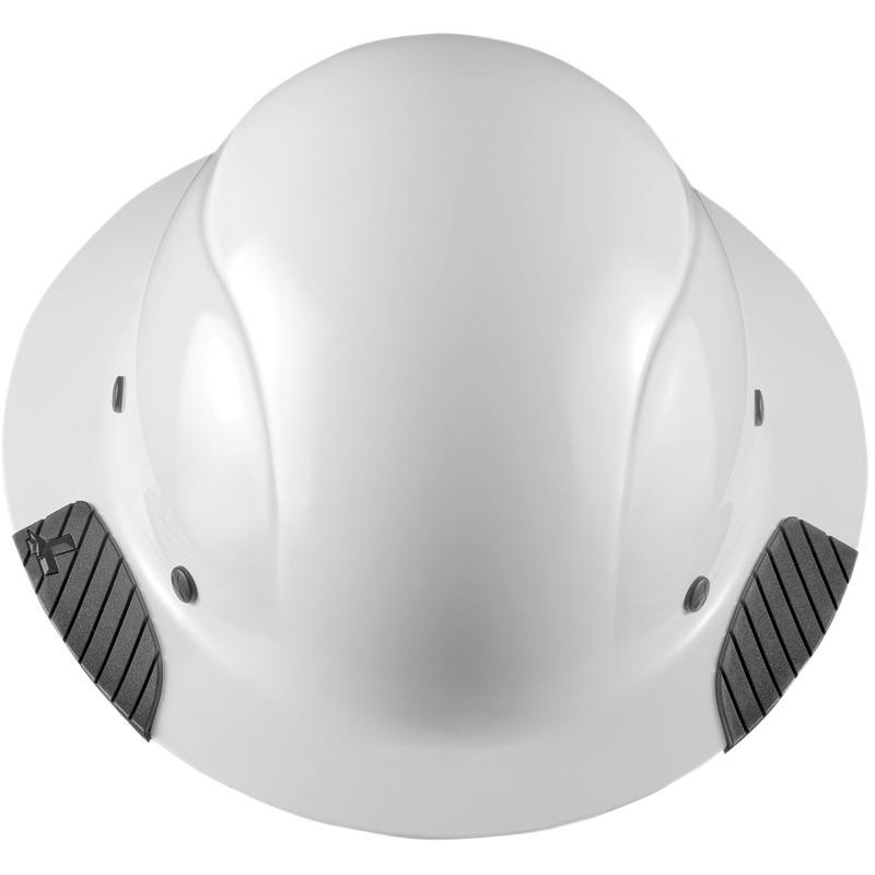 DAX Fiber Resin Full Brim Hard Hat HDF-15NG