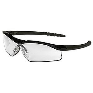 Crews Dallas Safety Glasses Clear Lens DL110