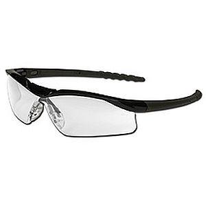 Crews Dallas Safety Glasses Clear Lens DL110AF
