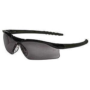Crews Dallas Safety Glasses Gray Lens DL112