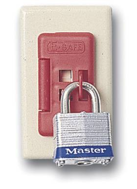 North Safety Lockout Tagout Nylon Hasp