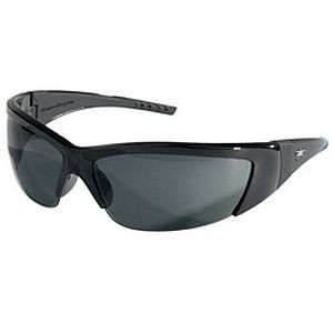 Crews ForceFlex Safety Glasses Gray Lens FF212
