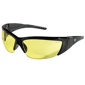 Crews ForceFlex Safety Glasses Amber Lens FF214
