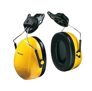 3M Peltor Optime 98 Earmuff Hard Hat Attachement H9P3E
