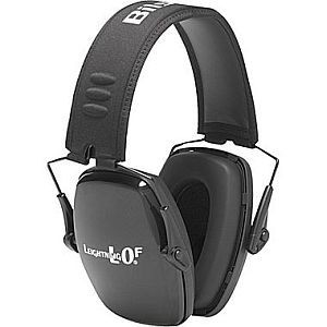 Howard Leight 1013461 Foldable Leightning Earmuffs NRR33, small ear muffs, foldable ear muffs
