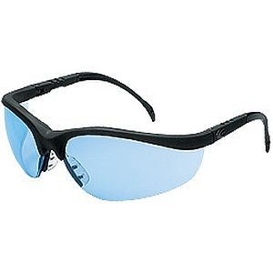 Crews Klondike Safety Glasses Light Blue Lens KD113