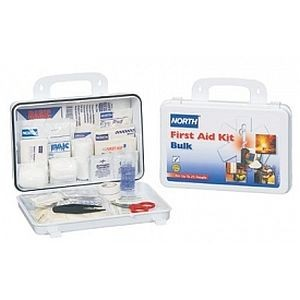 North Safety 25 Person Metal First Aid Kit