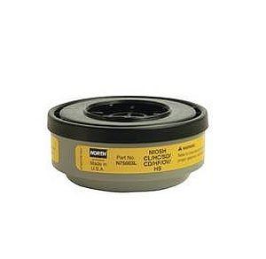 North Safety n75003L Organic Vapor / Acid Gas Cartridge n75003L, North N75003