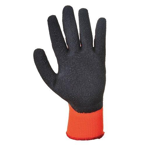 Portwest A140 Orange Thermal Cold Grip Glove