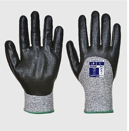 Cut Protection Gloves with 3/4 Hand Protection Portwest A621