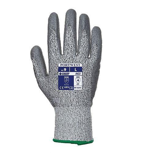 Cut Resistant Gloves, Cut Level 4 Portwest A622