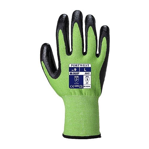 Portwest A 645 Cut Level 3 Cut Resistant Gloves