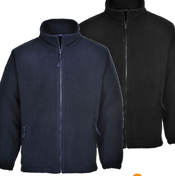 Medium Weight Fleece Jacket UF205
