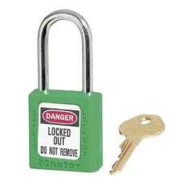 Master Lock Green