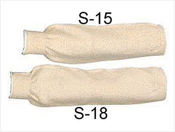 "TerryCloth Heat Resistant Sleeves, 15"""