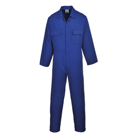 Royal Blue Work Coveralls, Portwest S999